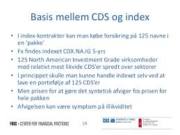 Cdx Index Chart Cdx Na Ig Index Sectional Chart Key