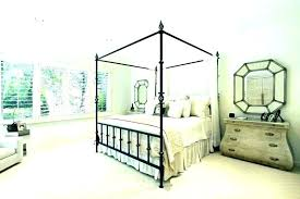 Wrought Iron Canopy Bed Wrought Iron Canopy Beds Iron Canopy Bed ...