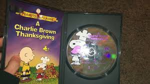A Charlie Brown Thanksgiving DVD Review ...