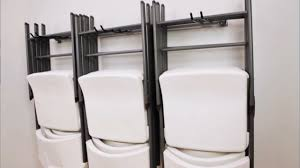 Image of: Folding Chair Cart Ideas