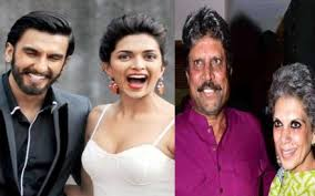 Image result for 83 movie deepika and ranveer