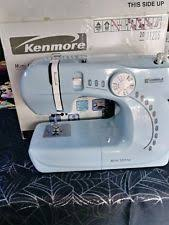 kenmore mini ultra sewing machine. kenmore sewing machine 385.11206300 blue travel mini ultra small new mib mini ultra c