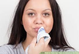 image titled make lips plumper cinnamon method step 7