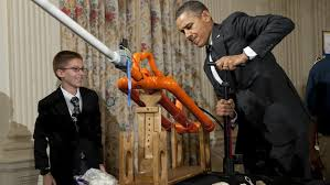 barack obama america will take the giant leap to mars cnn just watched president obama loves science
