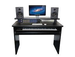 arranger 61 studio workstation desk desk for midi controllers keyboards