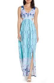 Lilly Pulitzer Marcia Cutout Maxi Dress Nordstrom