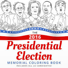 coloring book 2018 election