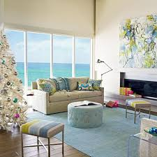 Coastal Theme Living Room Decor Ideas