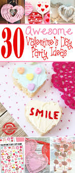 Try these twenty creative and unique design ideas to inspire valentine's day is a busy time for both amorous couples and for businesses catering to this most romantic of holidays. 30 Awesome Valentine S Day Party Ideas For Kids
