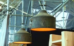 Industriële Zinken Hanglamp British Petroleum Indusigns