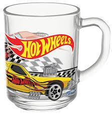 <b>Hot Wheels Кружка</b> 200 мл стекло/20 купить в Махачкале | Цена ...