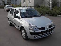 Used 2002 Renault Symbol Photos, 1400cc., Gasoline, FF, Manual For ...