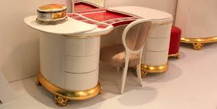 new style furniture design. New Baroque Design Dressing Table / Wooden - CROWN Style Furniture D