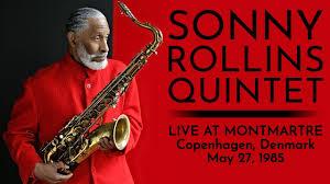 <b>Sonny Rollins</b> Quintet - Live in Copenhagen 1985 - YouTube