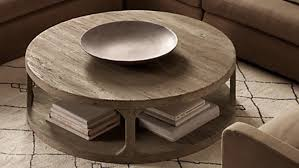 rustic round cocktail table retro coffee table simple design altra owen tabl on outstanding rustic wood