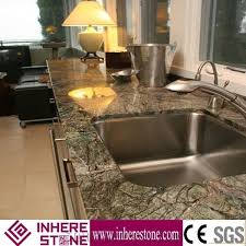rainforest green marble kitchen countertops desk tops worktops bar tops
