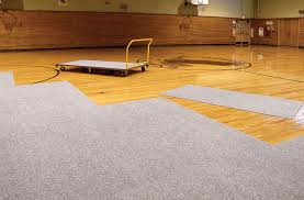 Covering Tile Floors Wonderful On Floor For Gym Cover Tiles Easy To Install  Gymnasium Protectors 1