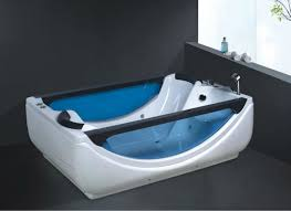 Jetted freestanding tubs Soaker Tubs Two Person Freestanding Bathtubdouble Bathtubadult Portable Bathtub Nob268 Whirlpool Bath Tub Aliexpress Two Person Freestanding Bathtubdouble Bathtubadult Portable