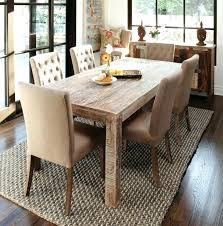 solid reclaimed wood dining table white wood kitchen table rustic dining room table plans shabby white