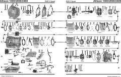 allison transmission 1000 Allison 2000 Parts Diagram Allison 2000 Parts Diagram #2 allison 2000 parts list