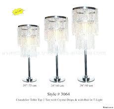 chandeliers for weddings tabletop chandelier chandeliers for barn wedding chandeliers for weddings