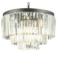 odeon crystal chandelier gallery palladium crystal glass fringe 3 tier chandelier odeon crystal glass fringe 5