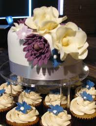 Wedding Cake Centerpieces Stylish Occasions