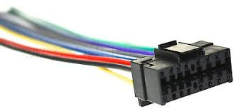 wire harness for sony cdx m cdxm pay today ships today wire harness for sony cdx m20 cdxm20 pay today ships today