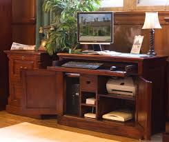 home office furniture wood. Unique Wood MAHOGANY  Reclaimed Home Office Furniture Throughout Wood