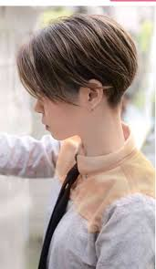 髪型刈り上げている人 ガールズちゃんねる Girls Channel