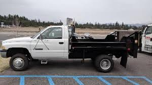 Dump / Liftgate Pickup Truck for Hire - Gorge.net Classifieds