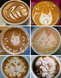 Choose from over a million free vectors, clipart graphics, vector art images, design templates, and illustrations created by artists worldwide! Designer Baristas 50 Incredible Works Of Coffee Latte Art Urbanist
