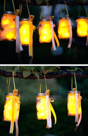 diy outdoor party lighting. Backyard Lighting For A Party Mason Jar Lanterns Garden Ideas That Will Make Your . Diy Outdoor I