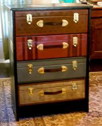 Suitcase With Drawers Una Vez Mas Muebles Y Mas Equipaje Pecho Decoraciones