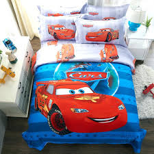 disney cars full bedding set cotton cars bedding set duvet cover bed sheet pillow cases king