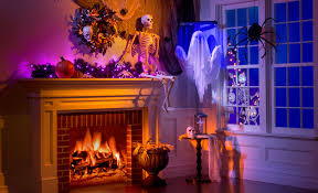 Ideas for Haunted House Rooms-Skeletons