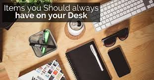 Cool things for your office Cubicle Items Always Have On Desk Wisestep 25 Useful Items You Should Always Have On Your Desk Wisestep