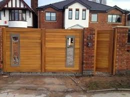 Small Picture 38 best Wooden Gates images on Pinterest Wooden gates Bespoke