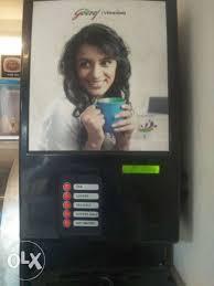 Godrej Coffee Vending Machine Amazing Black Godrej Tea Amp Coffee Vending Machine Ichalkaranji