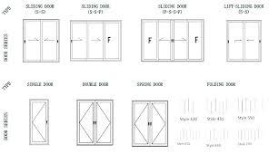 standard closet door size sizes opening height bifold