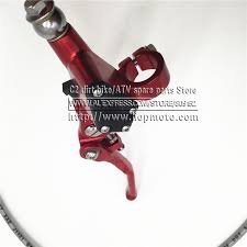 900mm hydraulic clutch lever master cylinder for dirt pit bike