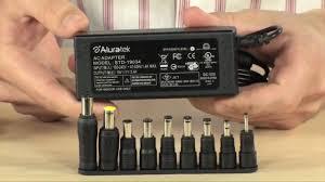 Aluratek Anpa01f Universal Power Adapter