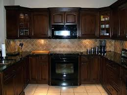 dark brown kitchen cabinets unique best ideas on with grey countertops kitchen paint colors with dark brown cabinets
