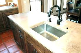 stained concrete countertops that look like wood concrete
