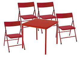 new cosco kids table and folding pinch free 4 chair set