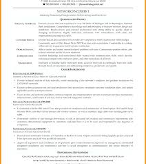 Entry Level Network Engineer Resume Sample Network Engineer Resume Sample Cisco Examples Brilliant Networking