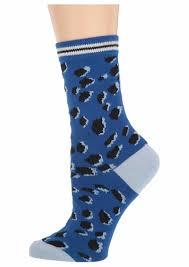 Kala Cheetah Sock