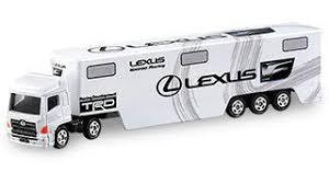 姐姐的雜貨店 Tomica 特注 日本 玩具反斗城 Toysrus 限定 Lexus Gaz00 Racing 貨柜車