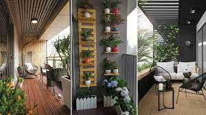 small balcony decorating ideas 2021