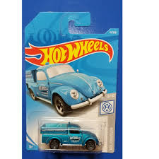 Hot Wheels Volkswagen Beetle Pickup Truck, Toys & Games, Bricks ...